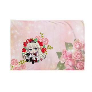アリスのブランケット Blankets