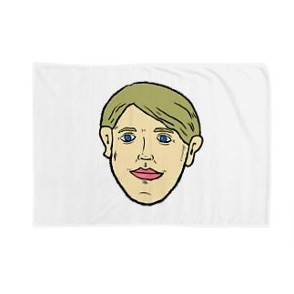 ブロンド Blankets
