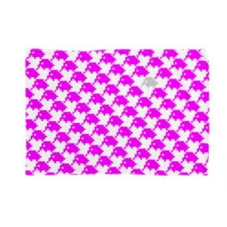 ピンクの象 Blankets