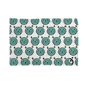 猫穴からいっぱい時々当たり付き Blankets