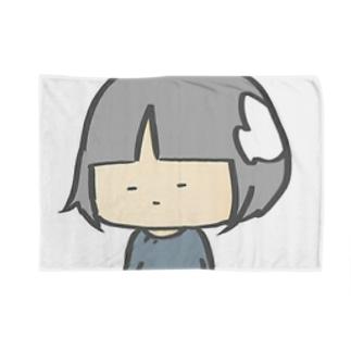 はーちゃん(スウェット) Blankets