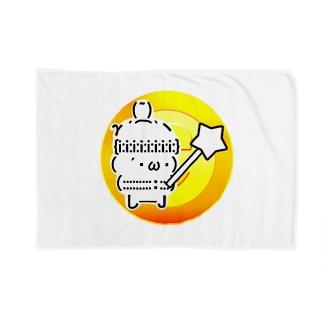 ひさしAppグッズ Blankets