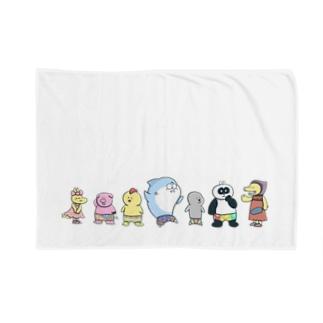 ピカロン Blankets
