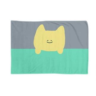 ぽいねこぶらんけっと Blankets