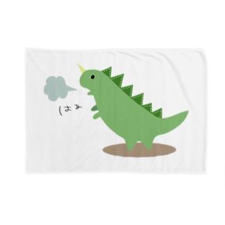 ため息怪獣 Blankets