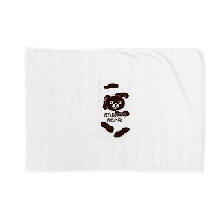 かりんとベアのかりんとベア02 Blankets