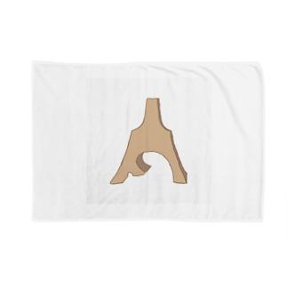 巾柱 Blankets