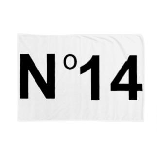 no'14  ブランケット