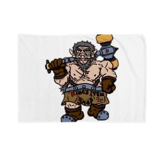 ドワーフ・キング 『バイエル』 Blankets
