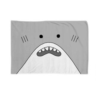 さめ Blankets