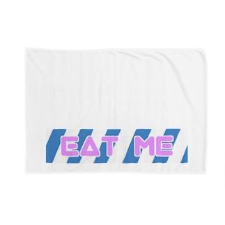 WGS(eat Me) ブランケット