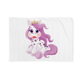 ブチコ Blankets