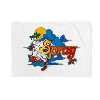 SPRAY ブランケット