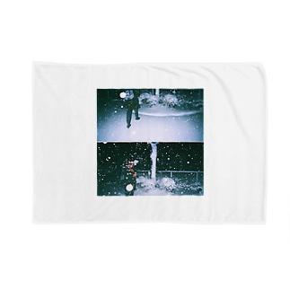 しゃりしゃりの雪 Blankets
