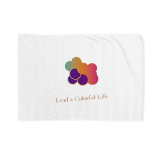 Colorful Grapes ver2.0 Blankets