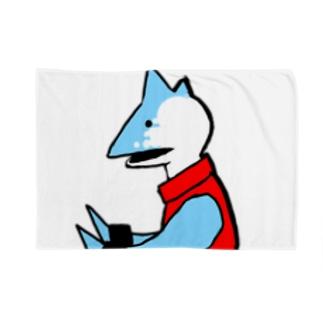 ジンベエくん Blankets
