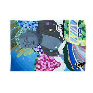 鎌倉大仏 Blankets