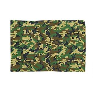 TANKPET CAMO2 Blankets