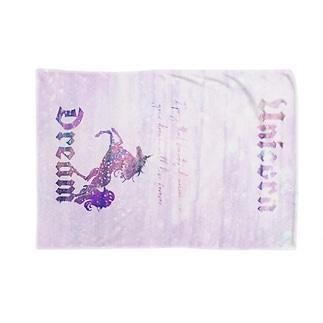 ユニコーン・ドリーム Blankets