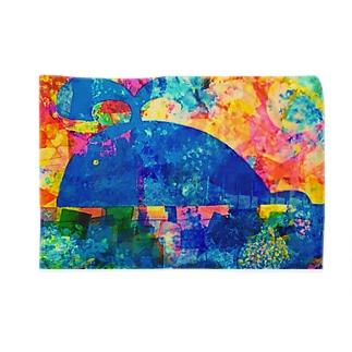 クジラ Blankets