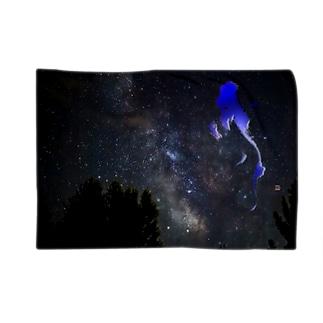 青い月 Blankets