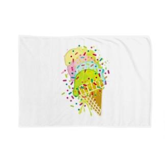 Ice_Cream Blankets