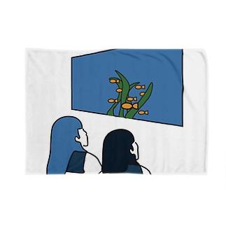 カクレクマノミとjk Blankets