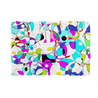 色彩のかけらサマータイム Blanket
