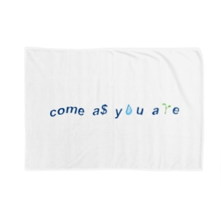 come  as you are Blankets