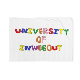 University of InWebOut Blankets