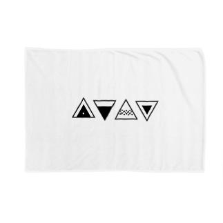 ネイティブシンプル Blankets