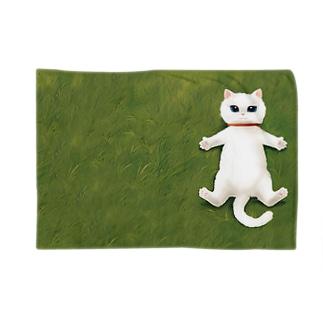 もふ Blankets