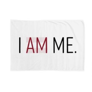 I AM ME. Blankets