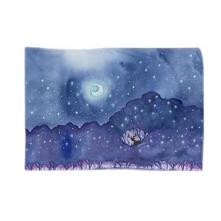 星降る森 ブランケット