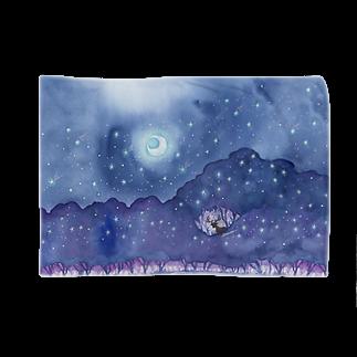 Rosemary*Teaの星降る森 Blankets