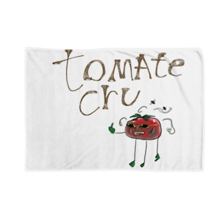 tomate cru Blankets