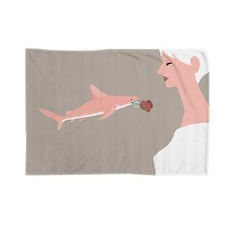 サメのプロポーズ Blankets
