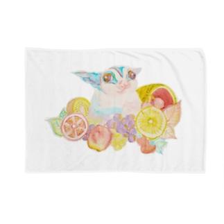 フクロモモンガVer.8 Blankets