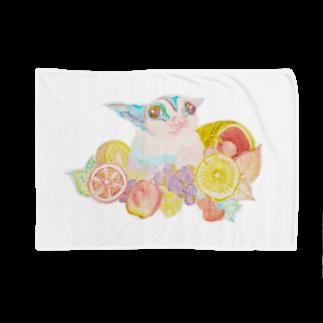 chiro's storeのフクロモモンガVer.8 Blankets