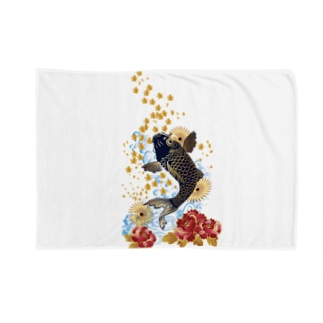 昇り鯉 Blankets