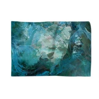 Ririan's Blue bird Blankets