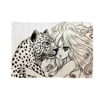 女豹 Blankets