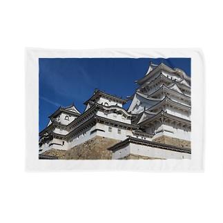 Makiko0829の姫路城 Blankets