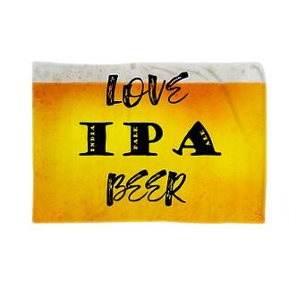 love IPA beer ver2 ブランケット