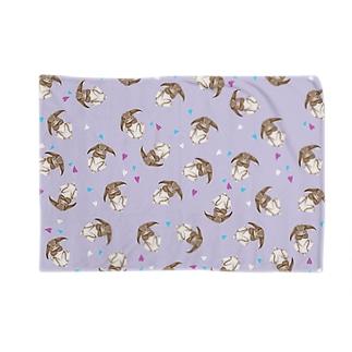ホーランドロップ(チェスナット) Blankets