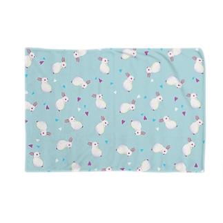 ネザーランドドワーフ(ヒマラヤン) Blankets
