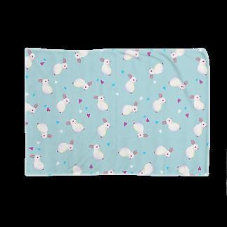 Fanfleecyのネザーランドドワーフ(ヒマラヤン) Blankets