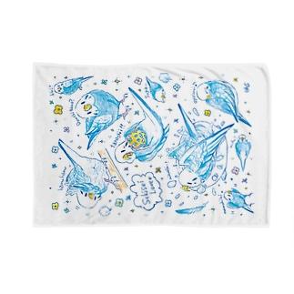 『Sekisei Love』 Blankets