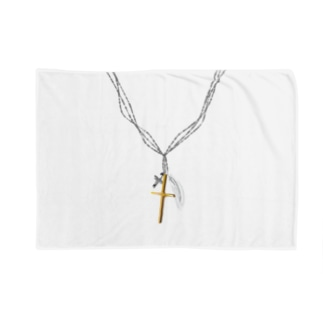 Cross Necklace Blankets