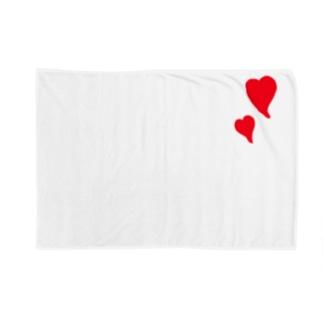 シンプル・ハート Blankets